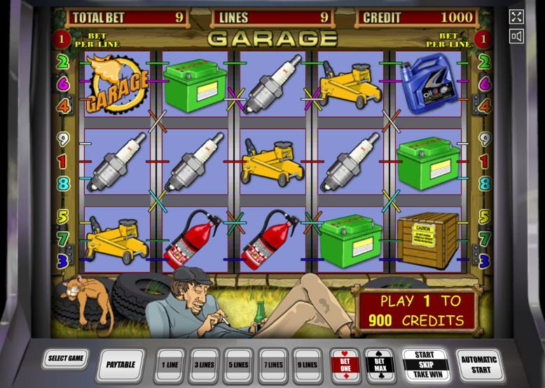 Игровые автоматы гараж играть бесплатно без регистрации без смс как выиграть в покере онлайн сильные