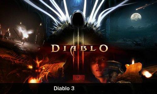 Анонс Diablo 3 - Reaper of Souls на Gamescom 2013