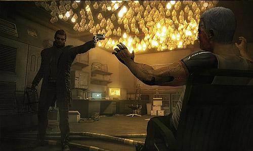 Серия Deus Ex получит продолжение