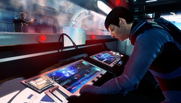 Релиз Star Trek: The Video Game