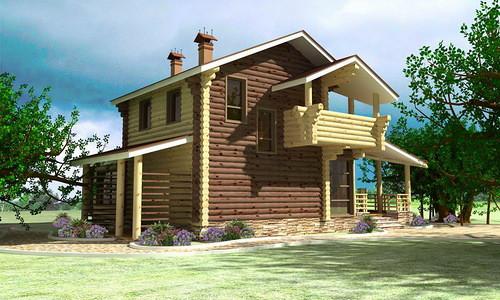 Почему деревянные дома так популярны