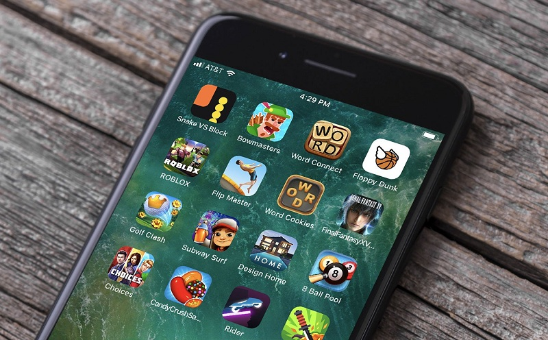 Мобильные развивающие игры