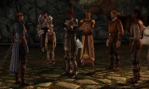 Новинка от создателя Dragon Age: Origins