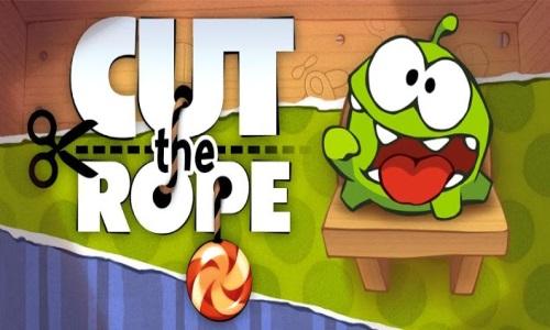 Анонсировано продолжение Cut The Rope