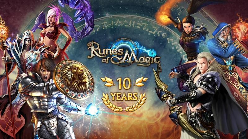 Игра Руны магии