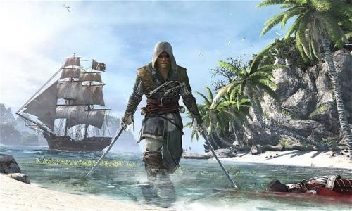 Assassin's Creed 4: Black Flag и пираты