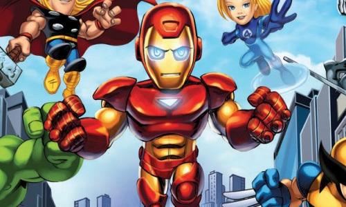 Превью на онлайн-игру Marvel Heroes