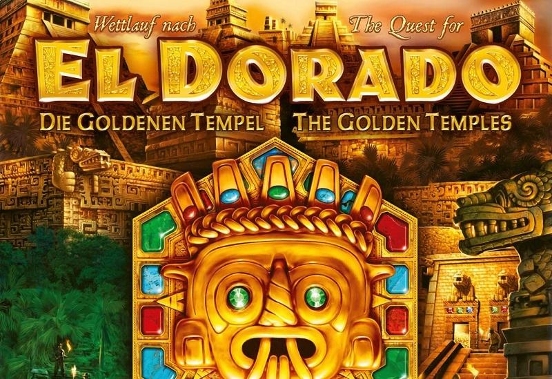 Эльдорадо и затерянный Золотой город