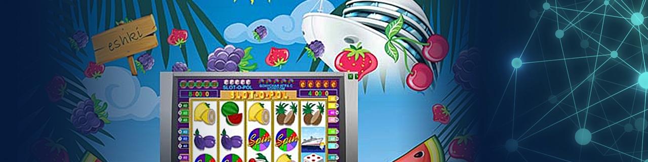 можно ли найти описание игрового автомата ешки кубики